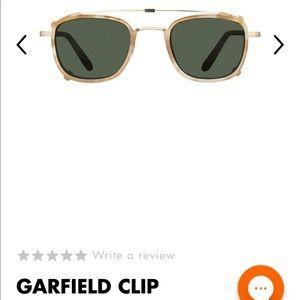 Garrett Leight Garfield Sunglasses Clip